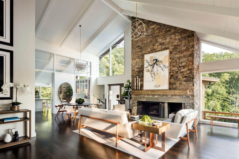Vaulted living space