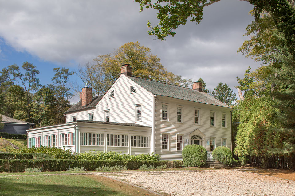 Westchester historic house